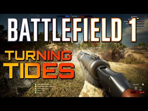 Battlefield 1: Turning Tides DLC is finally here! (PS4 PRO Multiplayer Gameplay)