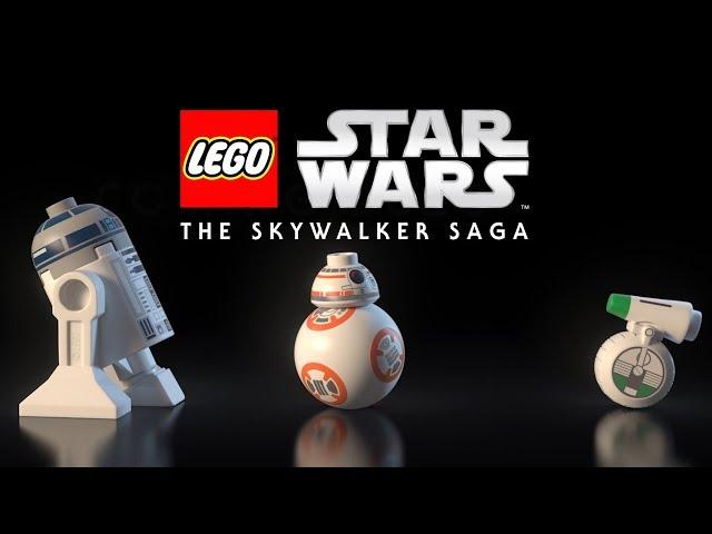 LEGO Star Wars: The Skywalker Saga (видео)