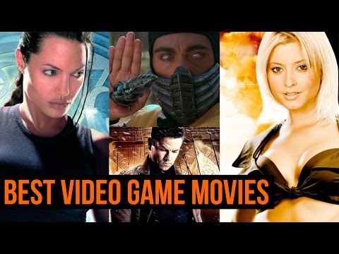The Best Video Game Movies