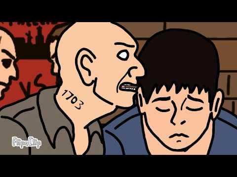 Oxxxymiron vs 1Klas | Animation