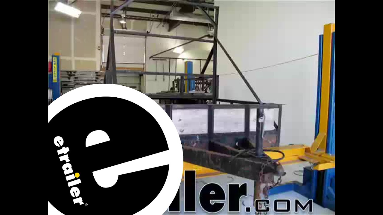 Installation of the Bargman 7-Way Trailer Wiring - etrailer.com ...