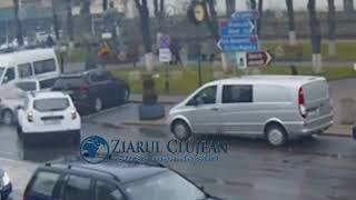 ZiarulClujean.ro - Incatusare pe strada la Huedin