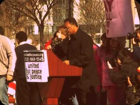 Droppin History - The Anti-War Protest Movement: Raw (3) 1/27/2007