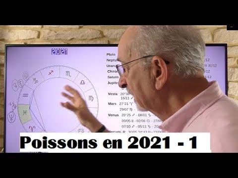 Le signe des Poissons en 2021 - Année de préparation à la réussite en 2022