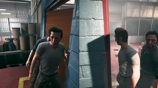 A Way Out Gameplay Walkthrough - IGN LIVE: E3 2017