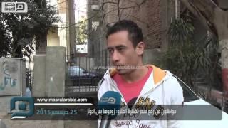 بالفيديو| مواطنون عن رفع سعر تذكرة المترو: إحنا مش حمل زيادة