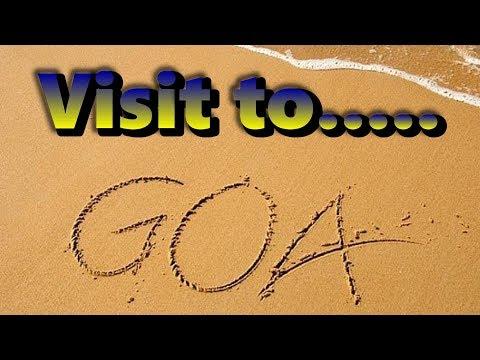 A Visit to Goa #VLOG...............