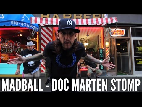 MADBALL - Doc Marten Stomp (OFFICIAL MUSIC VIDEO)