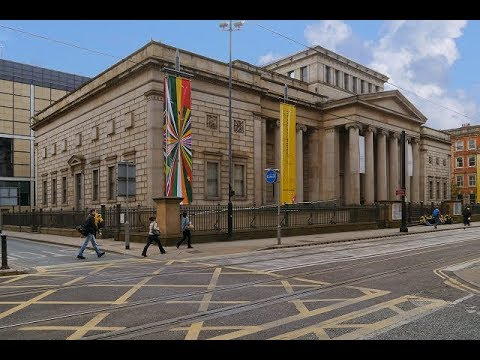 Places to see in ( Manchester - UK ) Manchester Art Gallery