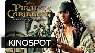 der letzte pirat   pirates of the caribbean salazars rache disney hd