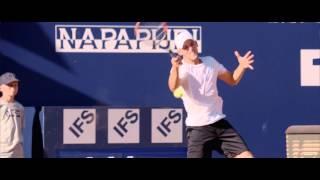 Achtelfinal-Krimi beim Generali Open: Dominic Thiem gegen Andreas Haider-Maurer