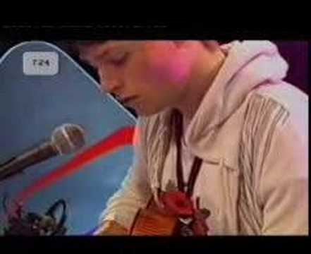 The Maccabees First Love Acoustic On Freshly Squeezed Youtube
