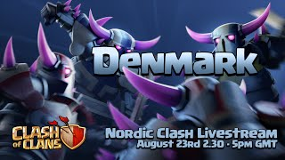 Nordic Clash - Introducing Denmark