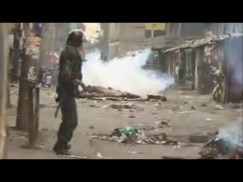 Kenya Death Toll Up in Post-Election Rioting