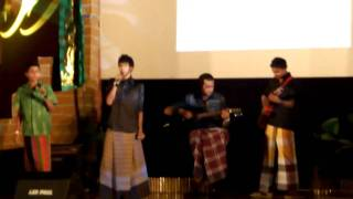 Apa jathiye namayen - Swinburne University Sarawak Srilankan performance