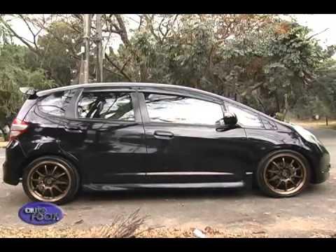 Auto Focus Customized Models 2009 Honda Jazz Youtube