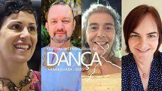 """Encontros: """"Essa dança eu gosto: identidades juvenis e jeitos de ser em dança"""" - FIDA 2020"""