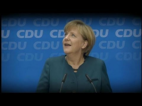 Angela Merkel's Victory | European Journal