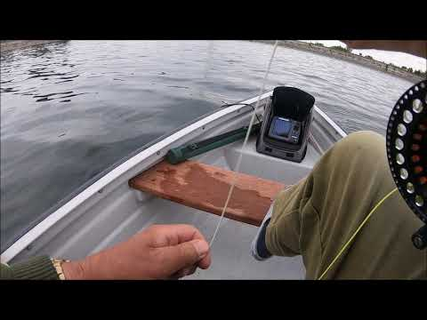 Fly Fishing With Buzzers On A Floating Line Part 2