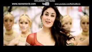 """Chammak Challo"" (video song promo) 'Ra.One' Kareena Kapoor, Shahrukh khan"