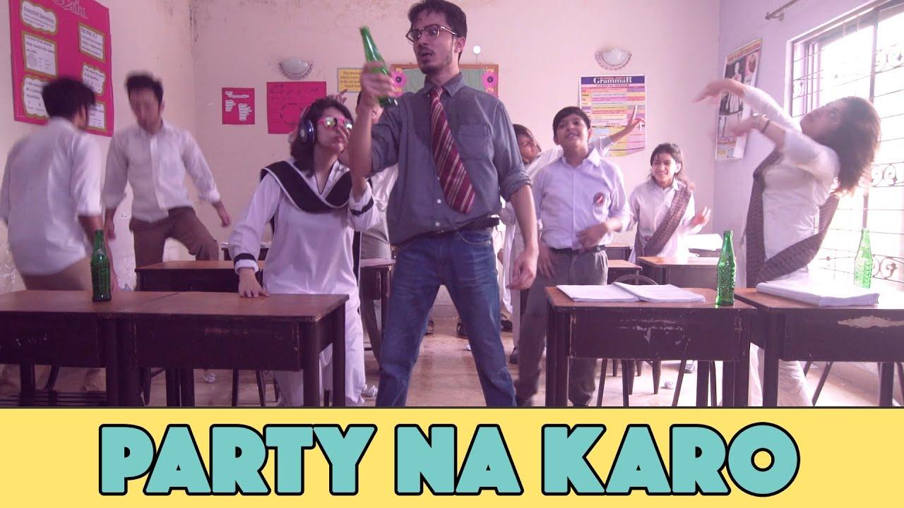 Party Na Karo (School Version) | MangoBaaz