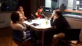 ラジオ関西「おとなののこり汁」収録前風景 西條遊児 検索動画 23