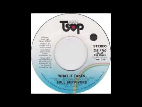 SOUL SURVIVORS - What it Takes
