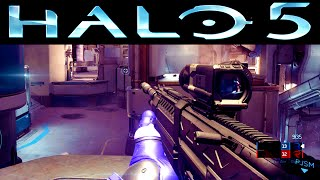 Halo 5 GAMEPLAY - 16 Minutes Halo 5: Guardians Beta Gameplay [NO COMMENTARY]