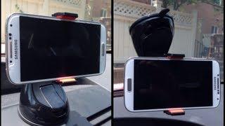 Base universal para celulares modelo Montar car Mount