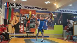 СТАРИКОВ/STARIKOV(85.М-45) 100-107-112/125-135-141. Russian Masters Cup 11-15.11.2015. Bugul'ma