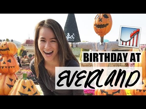 BIRTHDAY AT EVERLAND | Jessica Moy
