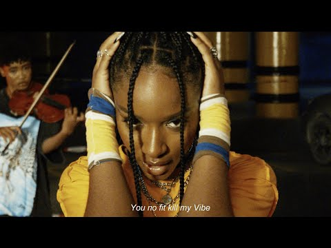 Ayra Starr - Bloody Samaritan (Performance Video)