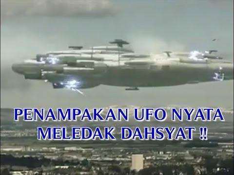 video penampakan ufo nyata di dunia meledak dahsyat penampakan ufo asli terbaru di bumi