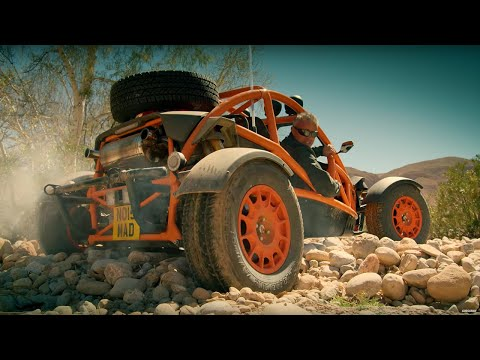 Thumbnail: Matt LeBlanc And The Ariel Nomad - Top Gear: Series 23 - BBC