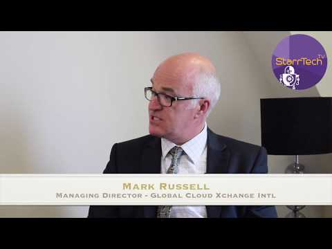 Starr Tech TV - Mark Russell, Managing Director at GCX, joins Ani in the studio