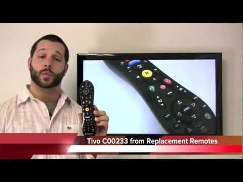 TiVo Premiere Remote Control - Original Tivo Remote - www.ReplacementRemotes.com