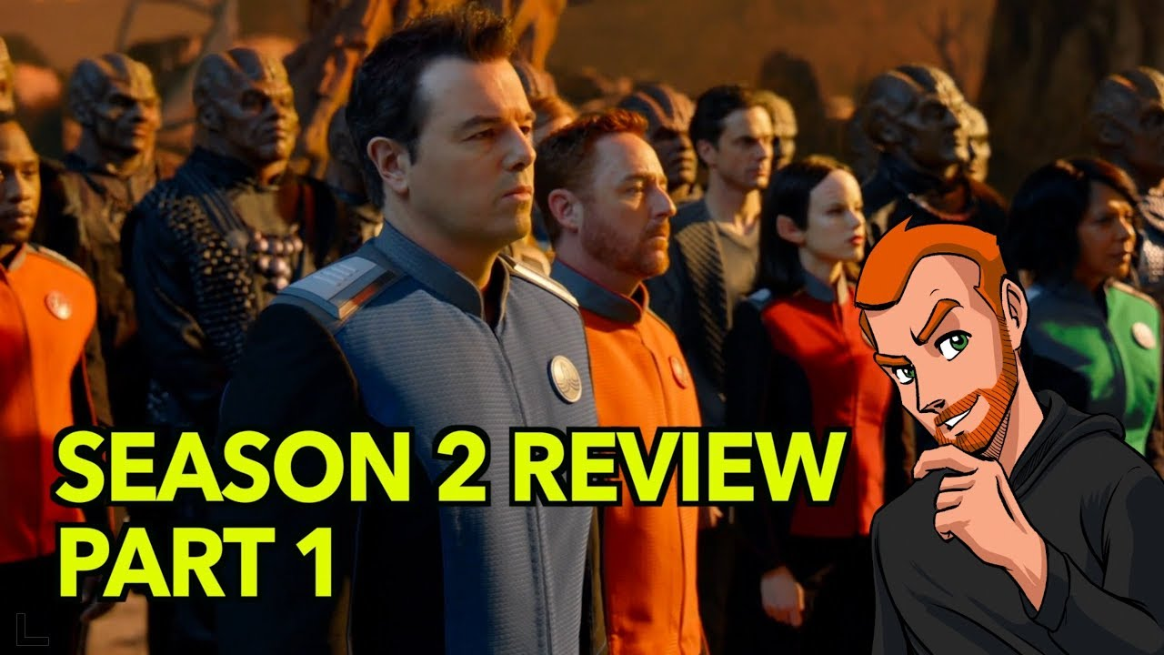 Download The Orville: Season 2 Review Part 1 (Spoilers)