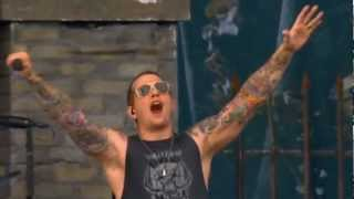 Avenged Sevenfold - Afterlife (Live at Rock Am Ring 2011) ᴴᴰ