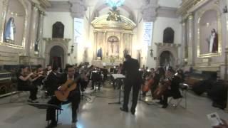 Concierto de Aranjuez, Joaquin Rodrigo, III Movimiento Allegro Gentile