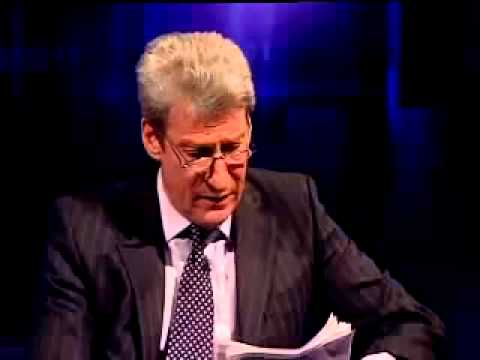 "John Bolton vs Jeremy Paxman ""You'd rather live in a dictatorship than a failed state"""