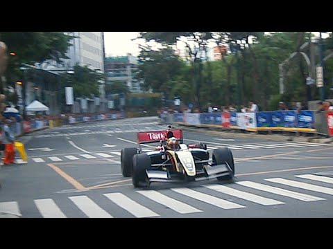 #GlobeSlipstream with F1 Grand Prix at BGC