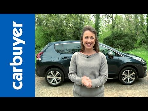 Peugeot 3008 MPV 2014 review – Carbuyer
