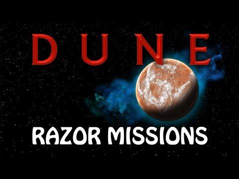 Dune Razor Missions - Gameplay