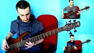 Rondo Alla Turca (Turkish March) Bass Cover