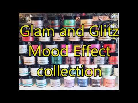 Glam and Glitz Mood Effect Collection and swatches