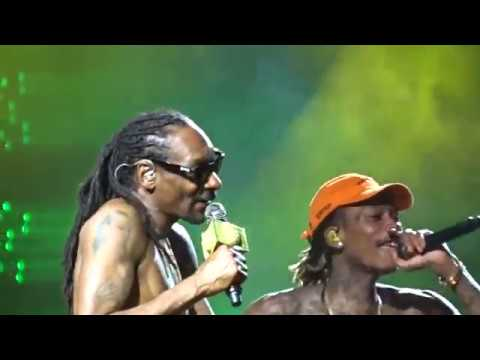 Download Snoop & Wiz   Young, Wild & Free live 8 14 2016 Cleveland, OH