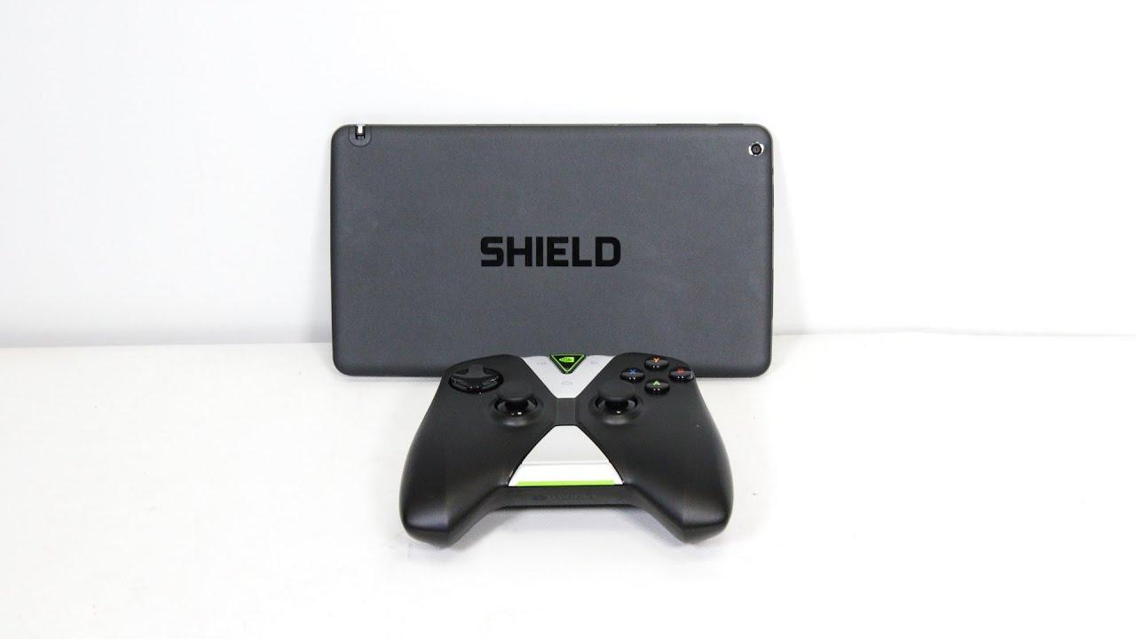 Купил джойстик для Nvidia Shiled Tablet!! - YouTube