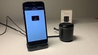 مراجعة كاملة عن جهاز RM mini3 للتحكم بالمكيف من خلال الجوال