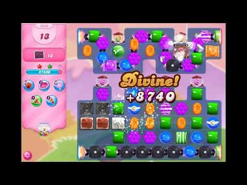Candy Crush Saga - Level 3233 ☆☆☆