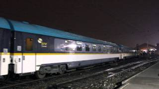 Tren nocturno Santiago - Temuco / Santiago - Temuco night train
